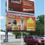 mc donald vs diabetes