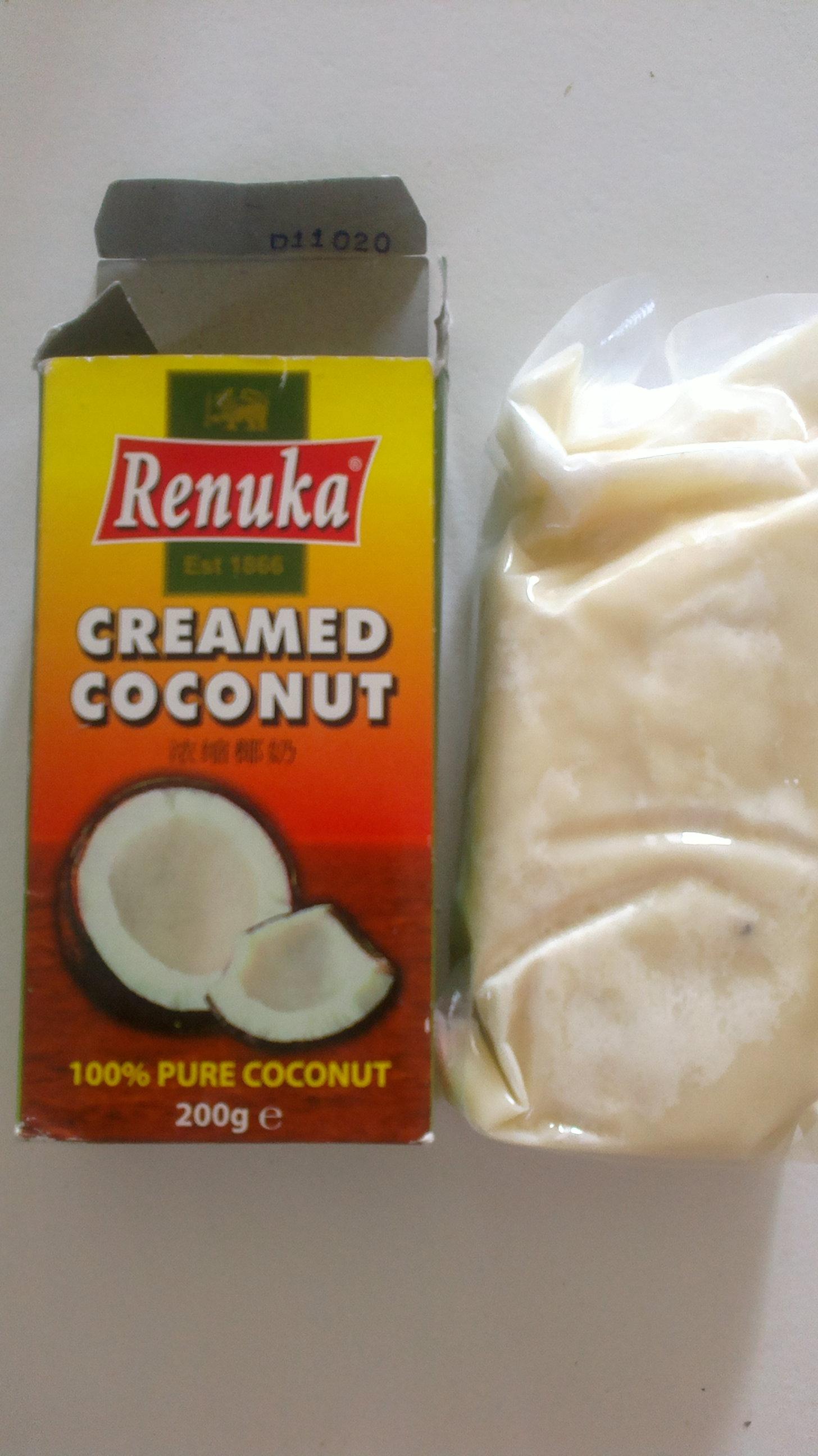 cream of coconut sverige