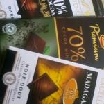 dark chocolate choklad