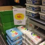 lätta margarin