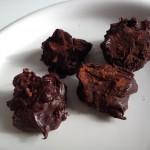 chokladpraliner chokladbollar tryffel