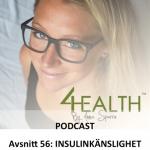 Avsnitt 56 podcast 4health med Anna Sparre-1