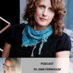 Ann Fernholm podcast 4health med anna sparre