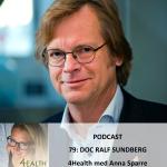 Ralf Sundberg podcast 4health med anna sparre