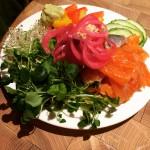 lax grönsaker fytokemikalier groddar