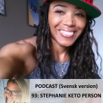 Stephanie Keto Person podcast 4health med anna sparre
