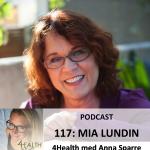 Mia Lundin podcast 4health med anna sparre