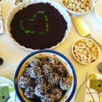"Rawfoodkaka: ""after eight kladdkaka"" (glutenfri och mejerifri)"