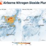 Minskade luftföroreningar räddar fler liv än Corona tar