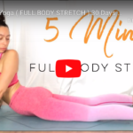 5 minuter yoga / meditation i rörelse