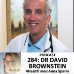 284: Dr David Brownstein – JOD, sköldkörteln, cancer och covid-19
