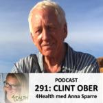291: Clint Ober – Jorda dig! Varför kontakt med marken är helt avgörande för din hälsa